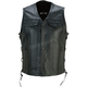 Women's Black Gaucha Vest