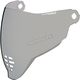 RST Silver Fliteshield Replacement Airflite Shield - 0130-0781