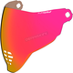 RST Red Fliteshield Replacement Airflite Shield - 0130-0783