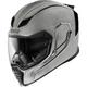 Silver Airflite Quicksilver Helmet