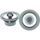 200W 6 1/2 in. Harley Speakers - AQ-SPK6.5-4HS