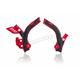 Red/Black X-Grip Frame Guards for BETA - 2686561018