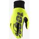 Neon Yellow Hydromatic Waterproof Gloves
