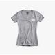Women's Heather Gray Saga T-Shirt