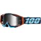 Racecraft Ergono Goggles w/Mirror Silver Lens - 50110-246-02