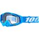 Racecraft Monoblock Goggles w/Clear Lens - 50100-245-02