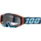 Racecraft Ergono Goggles w/Clear Lens - 50100-246-02