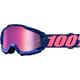 Accuri Futura Goggles w/Mirror Pink Lens - 50210-249-02