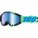 Accuri Zerg Goggles w/Mirror Blue Lens - 50210-251-02