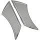 Chrome Stealth Driver Floorboards - TC-563