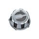 Chrome ECE Compliant Maverick Air Cleaner Kit - 9387