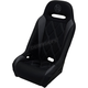 Black/Gray Extreme Diamond Stitch Seat  - EXBUGYBDR