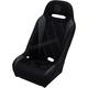 Black/Gray Extreme Diamond Stitch Seat - EXBUGYBDC