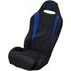 Black/Blue Diamond Stitch Performance Seat - PEBUBLBDC