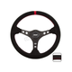 Suede Series Steering Wheel for Use w/Std Installation Kit - 69570