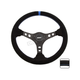 Suede Series Steering Wheel for Use w/Std Installation Kit - 69670