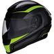 Hi-Viz Yellow Jackal Aggressor Helmet