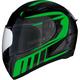 Green Strike Ops Attack Helmet