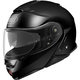 Black Neotec II Modular Helmet