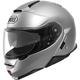 Light Silver Neotec II Modular Helmet