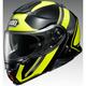 Black/Hi-Viz Yellow Neotec II Modular TC-3 Helmet