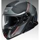 Matte Gray/Red Neotec II Modular TC-5 Helmet
