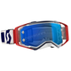 Red/White/Blue Prospect Military LE Goggles w/Blue Lens - 268178-1228278