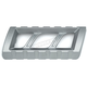 Silver Universal Riot Heat Shield - 3562