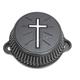 Black Cross Air Cleaner Kit - LA-2395-03B