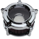 Chrome Clarian Air Cleaner Kit - 0206-2126-CH