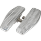 Raw Aluminum Front Mini Floorboards - TSC-2025-0