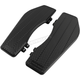 Black Anodized Front Bagger Floorboards - TSC-2200-1