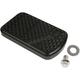 Black Anodized Brake Pedal Pads - TSC-2201-1