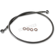 Stainless Brake Lines for Use w/18 in. - 20 in. Ape Hangers - LA-8400B19