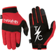Red/Black Covert V2 Gloves