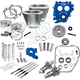 100 in. Silver Power Package Big Bore Kit for Gear Drive - 330-0663
