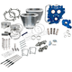 110 in. Silver Power Package Big Bore Kit for Chain Drive - 330-0666