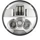 Chrome 5.75 in. ProBeam LED Headlight - PB-575-C