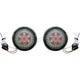 ProBeam Dynamic Ringz Turn Signals w/Amber Lens - PB-200-AW-1156