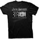 Black Graphic Flag T-Shirt