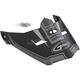 Matte Black/Silver Visor for MX46 Uncle Helmet