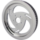 Chrome Rear 70-Tooth Drive Pulley - 20-0675