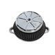Artistic Chrome Fusion Air Cleaner Assembly - LA-F200-03