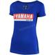 Women's Blue Yamaha RS2 T-Shirt