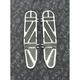 Long John Driver Footboard Set - 27-0012