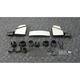 UTV Side & Rearview Mirror Combo Kit - 98312