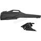 Black Stronghold Gun Boot L w/Autolatch Universal Mount - 20743