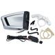 Chrome/Black Hypercharger ES Air Cleaner Kit - 9377