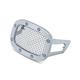 Chrome Mesh Taillight Bezel - 6564