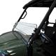 Clear Half-Fixed Windshield - 2523